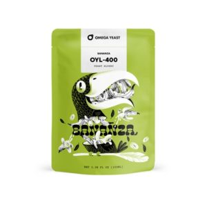 omega bananza yeast